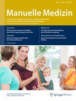 Manuelle Medizin 3/2017