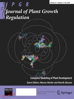 Journal of Plant Growth Regulation