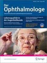 Der Ophthalmologe
