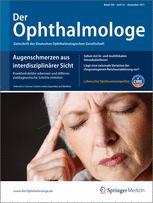 Der Ophthalmologe 12/2011