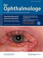Der Ophthalmologe 6/2017