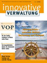 Innovative Verwaltung 3/2009