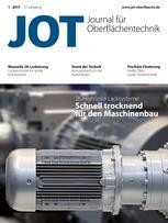 JOT Journal für Oberflächentechnik 1/2017
