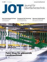 JOT Journal für Oberflächentechnik 5/2017