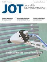 JOT Journal für Oberflächentechnik 7/2017