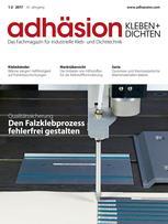 adhäsion KLEBEN & DICHTEN 1-2/2017