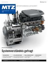 MTZ - Motortechnische Zeitschrift 12/2017