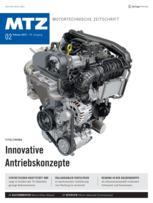 MTZ - Motortechnische Zeitschrift 2/2017