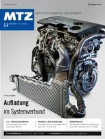 MTZ - Motortechnische Zeitschrift 4/2017