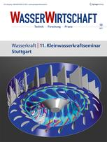 WASSERWIRTSCHAFT 10/2017