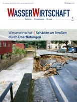 WASSERWIRTSCHAFT 5/2017