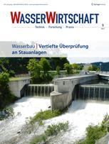 WASSERWIRTSCHAFT 9/2017