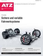 ATZ - Automobiltechnische Zeitschrift 6/2016