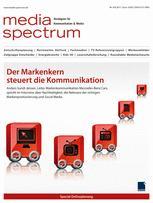 Media Spectrum 8/2011