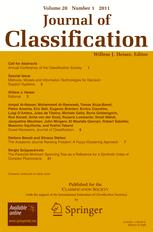 Journal of Classification