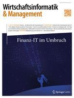 Wirtschaftsinformatik & Management 3/2016
