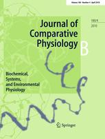 Journal of Comparative Physiology B