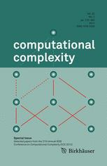 computational complexity