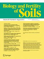 Biology and Fertility of Soils