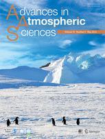 Advances in Atmospheric Sciences