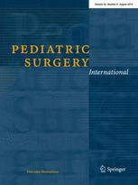 Pediatric Surgery International
