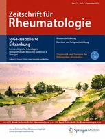 Zeitschrift für Rheumatologie