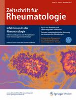 Zeitschrift für Rheumatologie 9/2017