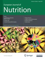 European Journal of Nutrition