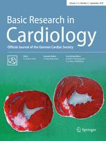Basic Research in Cardiology