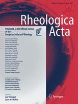 Rheologica Acta