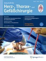 Zeitschrift für Herz-,Thorax- und Gefäßchirurgie 2/2017