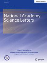 National Academy Science Letters