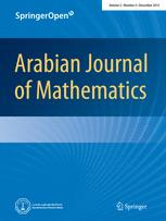 Arabian Journal of Mathematics