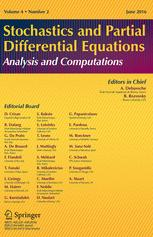 Stochastics and  Partial Differential Equations: Analysis and Computations