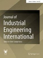 Journal of Industrial Engineering International