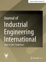 Journal of Industrial Engineering International
