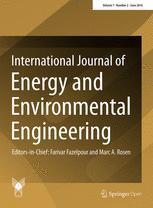 International Journal of Energy and Environmental Engineering