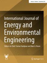 International Journal of Energy and Environmental Engineering