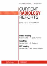 Current Radiology Reports