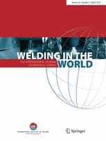 Welding in the World