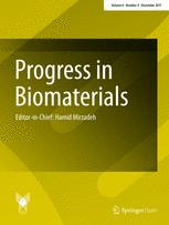 Progress in Biomaterials