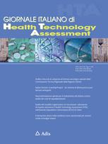 Giornale Italiano di Health Technology Assessment