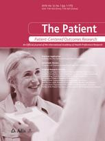 The Patient: Patient-Centered Outcomes Research