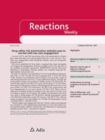 PharmacoEconomics & Outcomes News Weekly