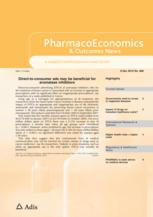 PharmacoEconomics & Outcomes News