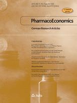 PharmacoEconomics German Research Articles