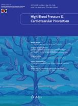 High Blood Pressure & Cardiovascular Prevention