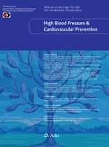 High Blood Pressure & Cardiovascular Prevention
