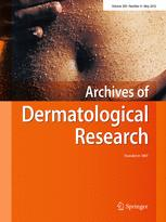Archives of Dermatological Research