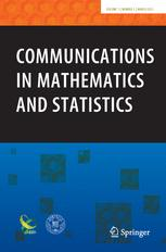 Communications in Mathematics and Statistics